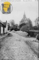 Rue des Monts - Contributeur : Mairie de Brancourt le Grand