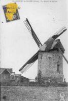 Le moulin de pierres - Contributeur : Mairie de Brancourt le Grand