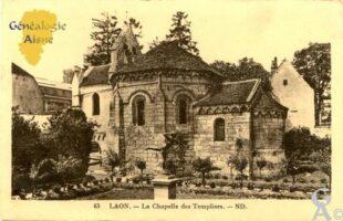 La chapelle des templiers - Contributeur : Christiane Brenu