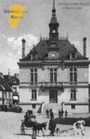 L'Hôtel de Ville - Contributeur : Claude Fauquemberque