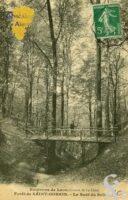 Forêt de St Gobain - Le Saut du Boîteux - Contributeur : Michel Bonneroy