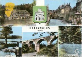 1) Pas Bayard - 2) L'Oise - 3) Pas Bayard-L'étang - 4) Blangy-Le viaduc du Gland - 5) Environ d'Hirson-Le Gland. - Contributeur : Michel Bonneroy