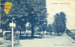 Place de la Terrière - Contributeur : Michel Bonneroy