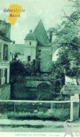 Château de Coeuvres - les fossés - Contributeur : Sébastien Sartori