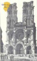 la cathédrale - Contributeur : Carte postale Sébastien Sartori