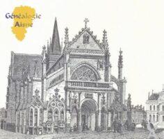 Notre Dame de Liesse - Contributeur : Carte postale sébastien Sartori