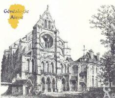 les ruines de l'Abbaye - Contributeur : Carte postale sébastien Sartori