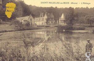 l'Abbaye - Contributeur : Carte postale Sébastien Sartori