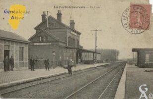 la Gare - Contributeur : Jean Claude Huvier