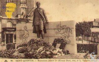 monument Albert 1er - Roi des Belges - Contributeur : Guy Gilkin