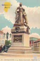 le monument du 8 Octobre 1870. - Contributeur : Guy Gilkin
