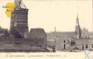 la Tour de Rocourt - Contributeur : Guy Gilkin