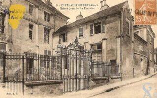 Maison Jean de La Fontaine - Contributeur : Michel Bouyenval