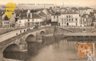 Quai des Baigneuses - Contributeur : Michel Bouyenval