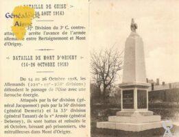 Monument aux Morts - Contributeur : Michel Bouyenval