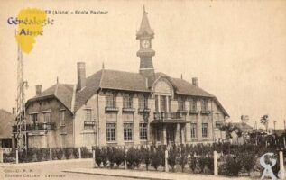 Ecole Pasteur - Contributeur : Michel Bouyenval
