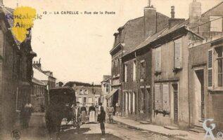 Rue de la Poste - Contributeur : Michel Bouyenval