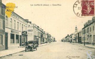 Grand' Rue - Contributeur : Michel Bouyenval