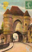 la Porte d' Ardon - Contributeur : Michel Bouyenval