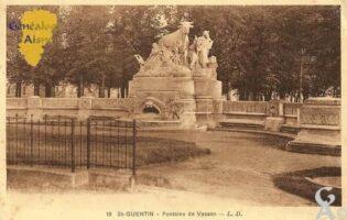 Fontaine de Vasson - Contributeur : Michel Bouyenval