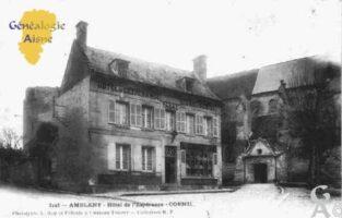 Hôtel de l'Espérance - CORNIL - Contributeur : Guy Gilkin