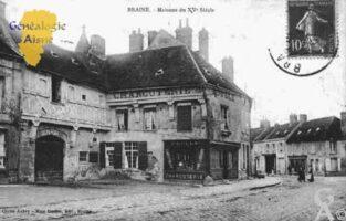 Maisons du XVé siècle - Contributeur : Guy Gilkin