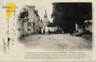 Vue du village - Contributeur : Nadine Gilbert