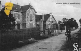 route de Brécy - Contributeur : Guy Gilkin