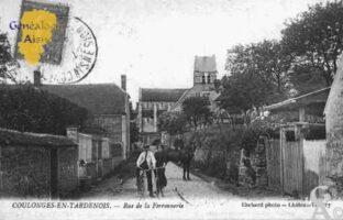 rue de la Ferronnerie - Contributeur : Guy Gilkin