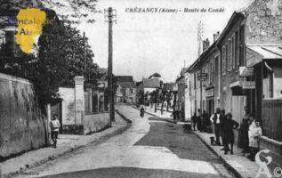 Route de Condé - Contributeur : Guy Gilkin