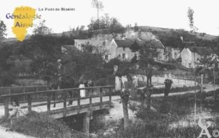 le Pont de Bicelet - Contributeur : Guy Gilkin