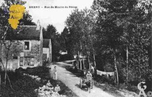 rue du Moulin du Rédon - Contributeur : Guy Gilkin