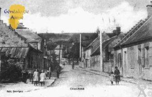 Une rue du village - Contributeur : Guy Gilkin