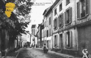 La Rue des Cordeliers - Contributeur : Guy Gilkin