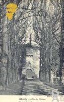 Allée du Château - Contributeur : Maryse Trannois