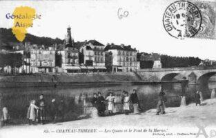 Les Quais et le Pont de la Marne - Contributeur : Guy Gilkin
