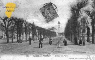 Avenue de Paris - Contributeur : Guy Gilkin