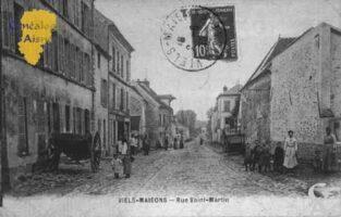 Rue Saint-Martin - Contributeur : Guy Gilkin