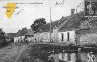 Rue du Chaudron - Contributeur : Guy Gilkin