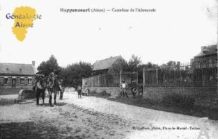 Carrefour de l'Abreuvoir - Contributeur : Guy Gilkin