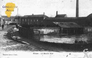 Le Moulin Vert - Contributeur : Guy Gilkin