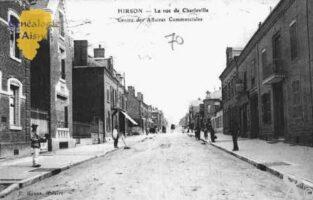 La Rue de Charleville - Centre des Affaires Commerciales. - Contributeur : Guy Gilkin
