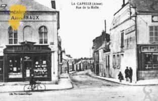 Rue de la Halle - Contributeur : Guy Gilkin