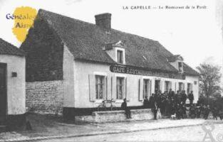 Le Restaurant de la Forêt - Contributeur : Guy Gilkin