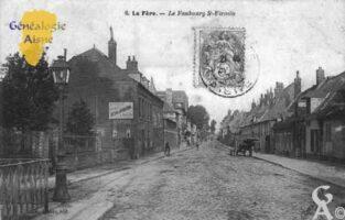 Faubourg Saint-Firmin - Contributeur : Guy Gilkin