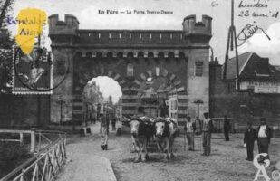 La Porte Notre-Dame - Contributeur : Guy Gilkin