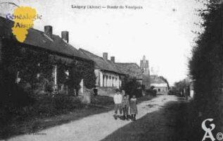 Route de Voulpaix - Contributeur : Guy Gilkin
