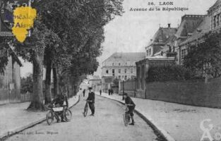 Avenue de la République - Contributeur : Guy Gilkin