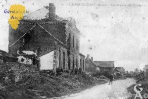 La Mairie et l'École - Contributeur : Guy Gilkin