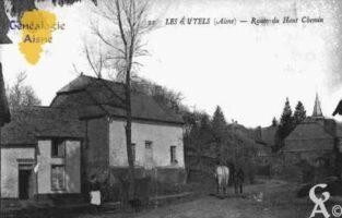 Route du Haut Chemin - Contributeur : Guy Gilkin